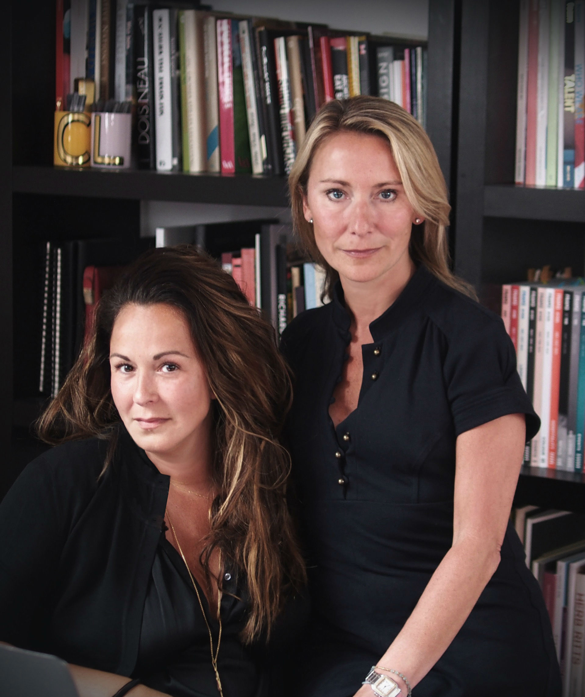 Charlotte lurot anouschka menzies   cofounders of bacchus agency